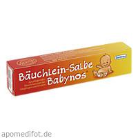 Bäuchlein-Salbe Babynos, 50 ML, Dentinox Gesellschaft für pharmazeutische Präparate