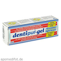 DENTIPUR GEL, 50 ML, Helago-Pharma GmbH & Co. KG
