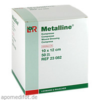 METALLINE KOMPR STER 10X12, 50 ST, Lohmann & Rauscher GmbH & Co. KG