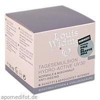 Widmer Tagesemulsion Hydro-Active UV30 leicht parf, 50 ML, Louis Widmer GmbH