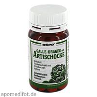 GALLE-DRAGEE mit ARTISCHOCKE, 120 ST, Allpharm Vertriebs GmbH