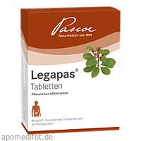 Legapas Filmtabletten, 40 ST, Pascoe pharmazeutische Präparate GmbH