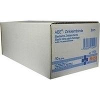 ABE Zinkleimbinde elastisch 8X7, 10 ST, Meditrade GmbH