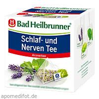 Bad Heilbrunner Schlaf- und Nerventee Pyramidenbtl, 15X1.7 G, Bad Heilbrunner Naturheilm. GmbH & Co. KG