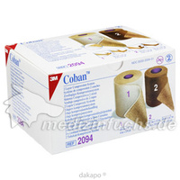 Coban zweilagiges Kompressionssystem Art. 2094, 1 P, 3M Medica Zwnl.d.3M Deutschl. GmbH