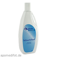Spitzner Balneo Schwefel-Bad, 1000 ML, Dr.Willmar Schwabe GmbH & Co. KG
