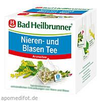Bad Heilbrunner Nieren- und Blasen Tee, 15X2.0 G, Bad Heilbrunner Naturheilmittel GmbH & Co. KG
