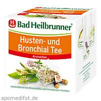 Bad Heilbrunner Husten- und Bronchial Tee, 15X2.0 G, Bad Heilbrunner Naturheilm. GmbH & Co. KG