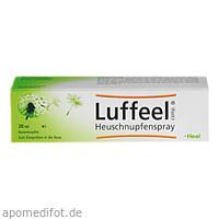 Luffeel comp. Heuschnupfen Spray, 20 ML, Biologische Heilmittel Heel GmbH