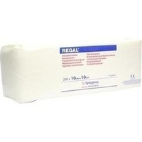 REGAL KOMPR 10X10CM 52410, 200 ST, Kci Medizinprodukte GmbH