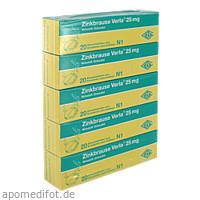 Zinkbrause Verla 25mg, 100 ST, Verla-Pharm Arzneimittel GmbH & Co. KG
