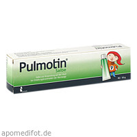 Pulmotin Salbe, 50 G, Serumwerk Bernburg AG