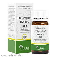 PFLUEGERPLEX Uva ursi 358, 100 ST, Homöopathisches Laboratorium Alexander Pflüger GmbH & Co. KG