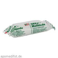 Mullbinde Geka 6cmx4m, 1 ST, Lohmann & Rauscher GmbH & Co. KG