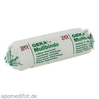 Mullbinde Geka 8cmx4m, 1 ST, Lohmann & Rauscher GmbH & Co. KG