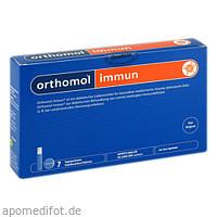 Orthomol Immun Trinkfläschchen, 7 ST, Orthomol Pharmazeutische Vertriebs GmbH