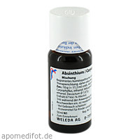 ABSINTHIUM CARYOPHYLL COMP, 50 ML, Weleda AG