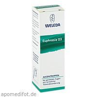 EUPHRASIA D 3, 10 ML, Weleda AG