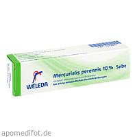 MERCURIALIS PER 10%, 25 G, Weleda AG