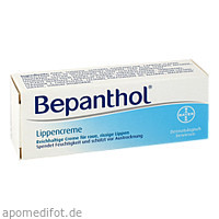 Bepanthol Lippencreme, 7.5 G, Bayer Vital GmbH