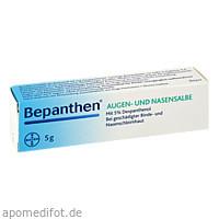 Bepanthen Augen u. Nasensalbe, 5 G, Bayer Vital GmbH