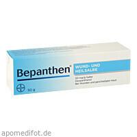 Bepanthen Wund-und Heilsalbe, 50 G, Bayer Vital GmbH