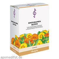 Ringelblumenblüten Tee, 50 G, Bombastus-Werke AG