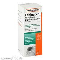 Echinacea-ratiopharm Liquid alkoholfrei, 100 ML, ratiopharm GmbH