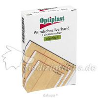 Optiplast Wundschnellverband elastisch 3gr sortier, 10 ST, Wvp Pharma und Cosmetic Vertriebs GmbH