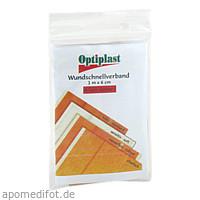 Optiplast Wundschnellverband 4 fach sortiert, 10 ST, Wvp Pharma und Cosmetic Vertriebs GmbH