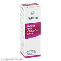 Heuschnupfenspray, 20 ML, Weleda AG