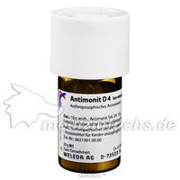 ANTIMONIT D 4, 20 G, Weleda AG