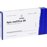 APIS MELLIFICA D 6, 8 ST, Weleda AG