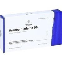 ARANEA DIADEMA D 6, 8X1 ML, Weleda AG