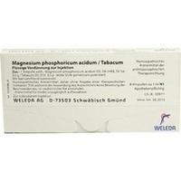 MAGNESIUM PHOS ACID TABAC, 8X1 ML, Weleda AG