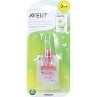 Avent Beruhigungssauger Clip für Neugeborene, 1 ST, Philips GmbH