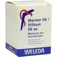 MARMOR D 6 STIB D 6, 50 G, Weleda AG
