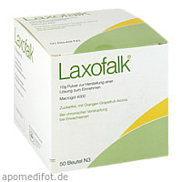 Laxofalk 10g Pulver z.Herst.e.Lösung z.Einnehmen, 50 ST, Dr. Falk Pharma GmbH