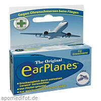 EarPlanes Adult/Erwachsene, 2 ST, Cirrus Healthcare Products