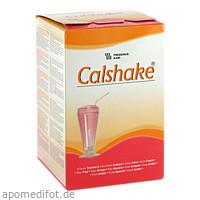 Calshake Erdbeer Beutel, 7X87 G, Fresenius Kabi Deutschland GmbH