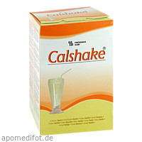 Calshake Vanille Beutel, 7X87 G, Fresenius Kabi Deutschland GmbH