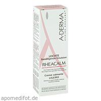 ADERMA RHEACALM Beruhigende Creme leicht, 40 ML, Pierre Fabre Pharma GmbH
