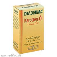 DIADERMA KAROTTENOEL, 30 ML, M.E.G.Gottlieb Diaderma-Haus GmbH + Co. KG