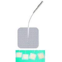 Elektroden mit Steckanschluß Gr. 4 x 4cm, 4 ST, Groß GmbH
