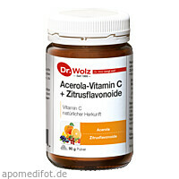 Vitamin C + Bioflavonoide Dr. Wolz, 90 G, Dr. Wolz Zell GmbH