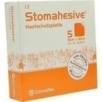 STOMAHESIVE HAUTS 10X10CM, 5 ST, Convatec (Germany) GmbH