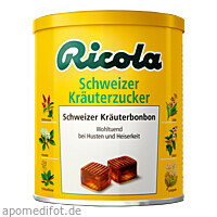 Ricola mZ Kräuter, 250 G, Queisser Pharma GmbH & Co. KG
