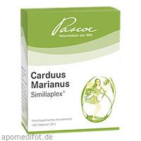 CARDUUS MARIANUS SIMILIAPLEX, 100 ST, Pascoe pharmazeutische Präparate GmbH