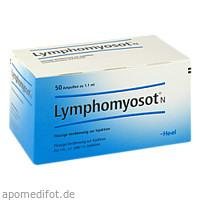 Lymphomyosot N, 50 ST, Biologische Heilmittel Heel GmbH