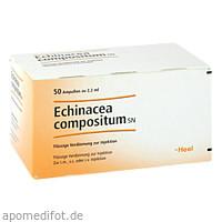 Echinacea compositum SN, 50 ST, Biologische Heilmittel Heel GmbH